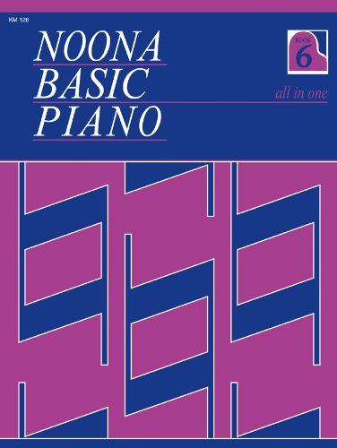 Noona Basic Piano Book 6 (Piano ()