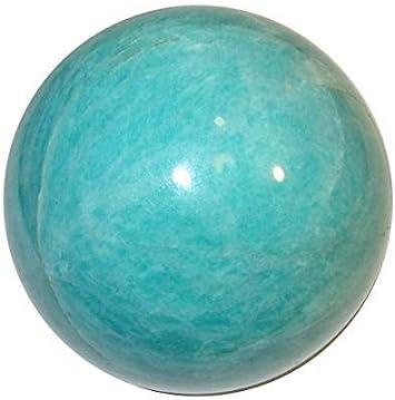 Spiritual Elementz Reiki Healing - Bola metafísica de piedras preciosas naturales (40-50 mm)