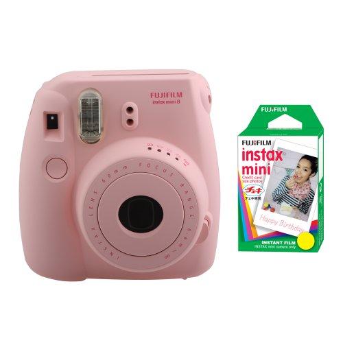 Fujifilm FU64 MIN8PK20 INSTAX Camera Exposures