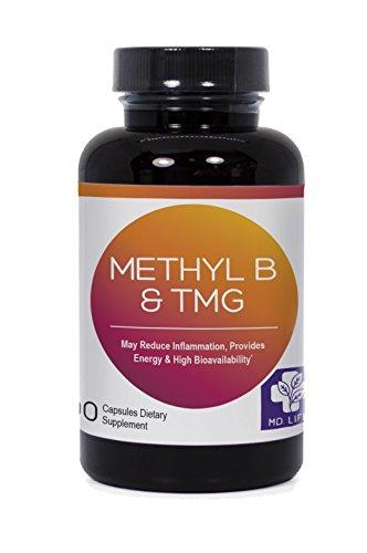 Save $$ MD.LIFE Methyl B & TMG by MD.LIFE
