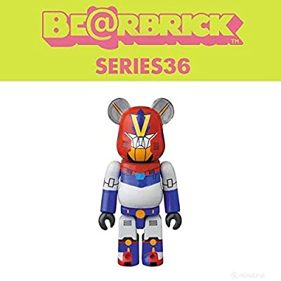 Bearbrick Series 36 Single Blind Box by Medicom Toy - ONE Box: Toys & Games