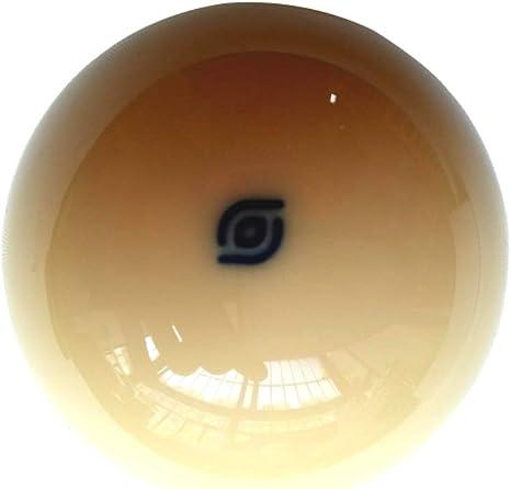WXS Bolas de Billar 2.25 Pulgadas 57 mm 6 Puntos Spot Cue Ball Billar Pool Snooker Práctica de Entrenamiento (Color ...