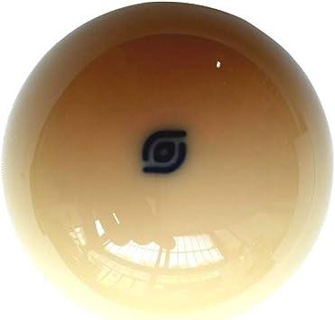 WXS Bolas de Billar 2.25 Pulgadas 57 mm 6 Puntos Spot Cue Ball Billar Pool Snooker Práctica de Entrenamiento (Color : #4): Amazon.es: Deportes y aire libre