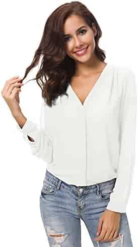 878c3582c05 Shopping 3-4 - Blouses & Button-Down Shirts - Tops, Tees & Blouses ...
