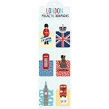 London Magnetic Bookmarks