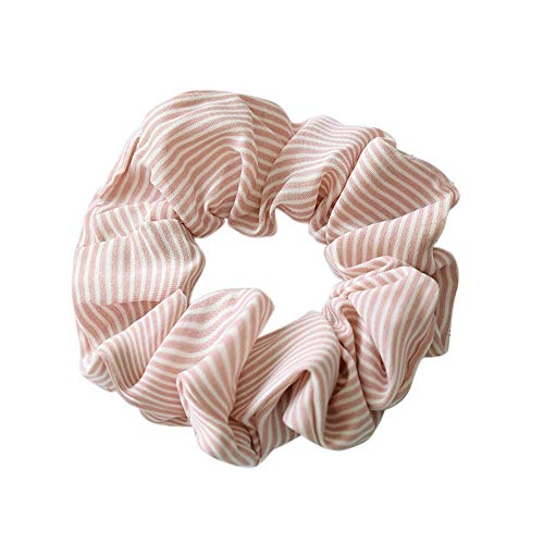 Summer Floral Hair Scrunchies Bun Ring Elastic Fashion Sports Dance Scrunchie,Outsta 2019 Fashion Jewelry Hot Sale!Under 5 Dollars Gifts for Her