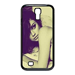 Celebrities Mila Kunis Samsung Galaxy S4 9500 Cell Phone Case Black&Phone Accessory STC_044050