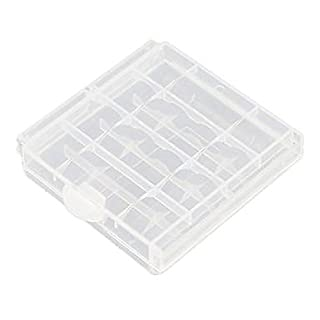 niceEshop(TM) Hard Plastic Case Holder Storage Box For AA / AAA Battery -Clear (B00DOTTB2M) | Amazon price tracker / tracking, Amazon price history charts, Amazon price watches, Amazon price drop alerts