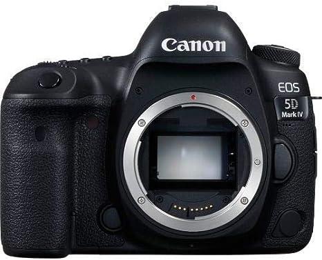 Canon EOS 5D Mark IV Cuerpo de la cámara SLR 30,4 MP CMOS 6720 x ...