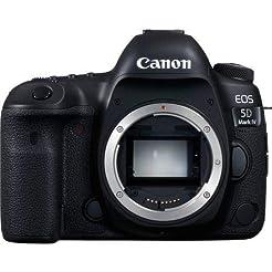 Canon EOS 5D Mark IV Full Frame Digital ...