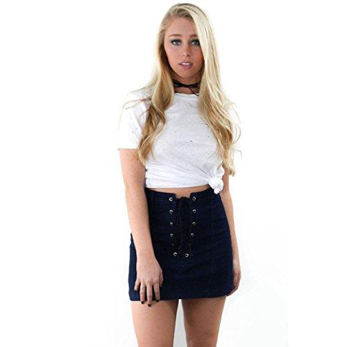 S~XL Women Hole Casual Short Sleeve Blouse Shirt Tops Fashion T-shirt Prettymenny (S)