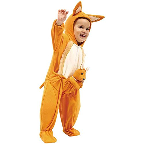 Child's Toddler Cute Kangaroo Halloween Costume (18M) -
