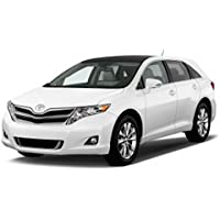 Remote Start Toyota VENZA 2009-2014 Push-To-Start Models ONLY Includes Factory T-Harness for Quick, Clean Installation