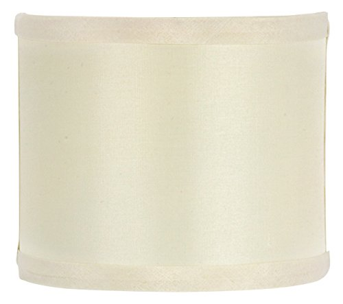 Upgradelights 5 Inch Tall Wall Sconce Clip on Shield Lamp Shade (Chandelier Half Shade) by Upgradelights (Image #3)