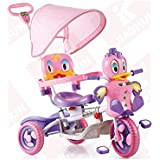 Lovely Baby Tricycle LB 211,Pink.Ready To Ride 100% Assembled.