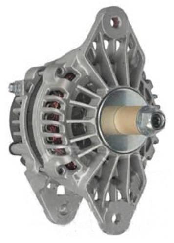 Delco Remy Alternator >> New Alternator Delco Remy 28si Type 24v 110a J180 Hinge Long 8600468 8600468