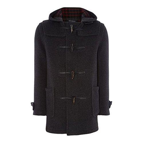 グローバーオール メンズ ジャケット&ブルゾン Mid Length Duffle Jacket [並行輸入品] B07CNTN54D  Small