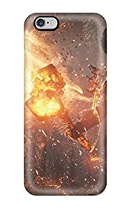 Bruce Lewis Smith Perfect Tpu Case For Iphone 6 Plus/ Anti-scratch Protector Case (unreal Engine 4 Game)