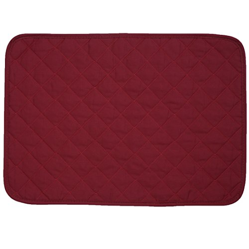 oval quilted placemats - 3