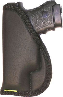 STICKY HOLSTER Small – Medium Autos up to 3.3″ barrel. IWB or Pocket (MD-1)