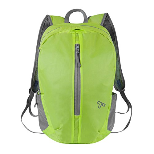 Travelon Packable Backpack, Lime, One Size by Travelon