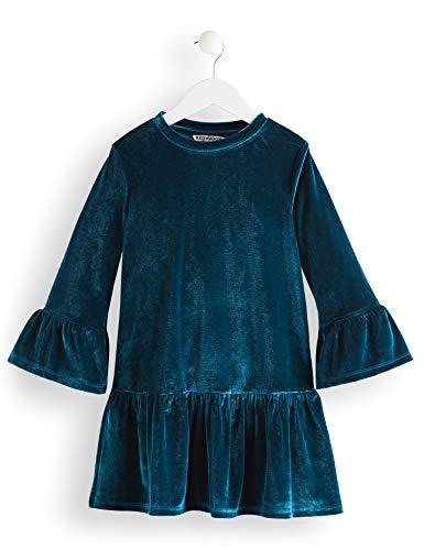 Amazon Brand - RED WAGON Girl's Velvet Party Dress