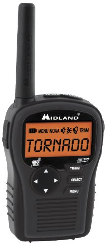 Midland Radio HH54VP Portable Weather Alert Radio