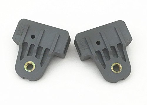 Nad ALTFD4MM1237 2002-2012 Fit Nissan Altima Front Door Window Channel Clips with Tips New
