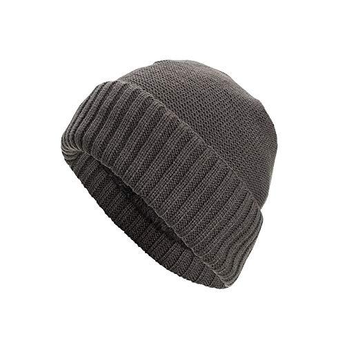 Dressin_Hat Women Men Skull Warm Baggy Weave Crochet Winter