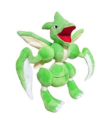 Pokemon: 12-inch Bug Flying Scyther Plush Doll