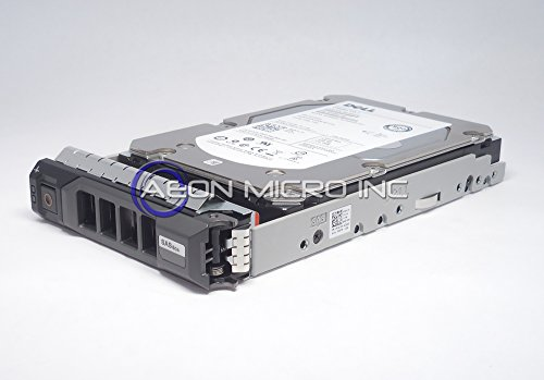 400-AJOE - DELL 6TB 7.2K SAS 3.5 12Gb/s HARD DRIVE COMPATIBLE WITH PowerEdge R230 R330 R520 R530 R720 R720XD R730 R730XD T320 T330 T420 T430 T620 T630 VRTX