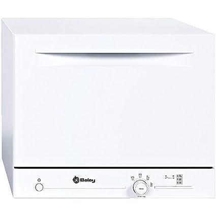 mejores lavavajillas compactos