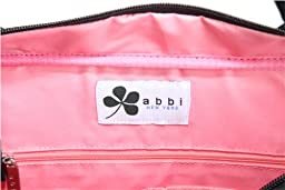 Mina (Abbi New York) Up To 17Inch Laptop Briefcase Shoulder Bag Black
