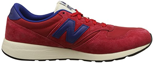 Rot Zehenkappen Herren New Red 420 Re Suede Engineered Buty Balance Oq8fq0