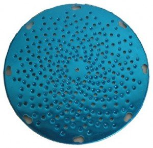 Stainless Steel Grater Disc (14-0133) Category: Meat Grinders and Parts