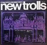 New Trolls - Concerto Grosso Per I New Trolls - Cetra - LPX 8