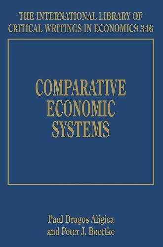Comparative Economic Systems (International Library of Critical Writings in Economics series, #346)