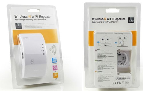 ROUTER REPETIDOR WIFI REPEATER WPS 300Mbps ENCHUFE EUROPEO EU WiFi Repeater Wireless 802.11 b/g/n Signal Amplifier Wireless Router Range Extender support AP ...