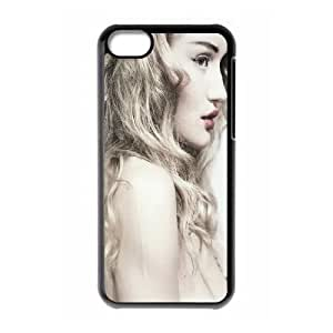 iPhone 5c Cell Phone Case Black Rosie Huntington Whiteley 5 OJ458586