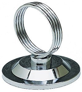 NEW, Ring-Clip Place Cards, Place Card Holder, Menu Holder, Banquet Table Place Card Holders, Stainless Steel - 6 Dozen
