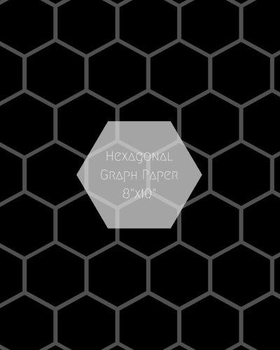 Hexagonal Graph Paper 8