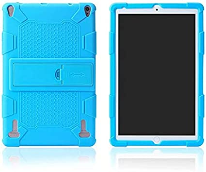 YGoal Funda para Tableta 10 Pulgadas, Suaves Silicona Liviano Peso Protectora Case Cover para Nuevo YOTOPT 10.1, Allmeida 10.1 Pulgadas, TEENO 10 Pulgadas y YESTEL X2 10 Pulgadas, Azul: Amazon.es: Electrónica