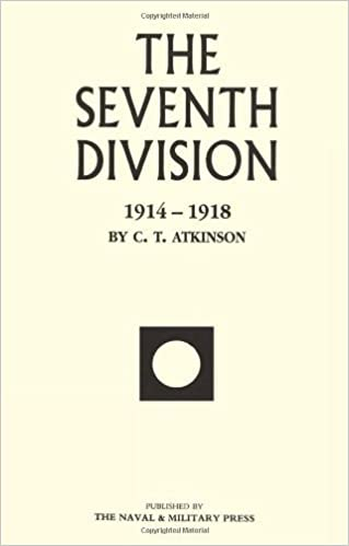 Book The Seventh Division 1914-1918 by C. T. Atkinson (2009-02-13)