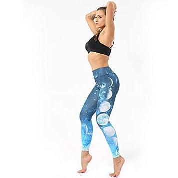 FCLOOU Medias de Gimnasia, Pantalones de Yoga para Damas ...