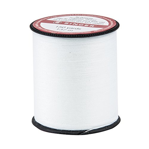 white thread for sewing machine - 8