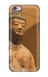 Iphone 6 Plus Buddhism Print High Quality Tpu Gel Frame Case Cover
