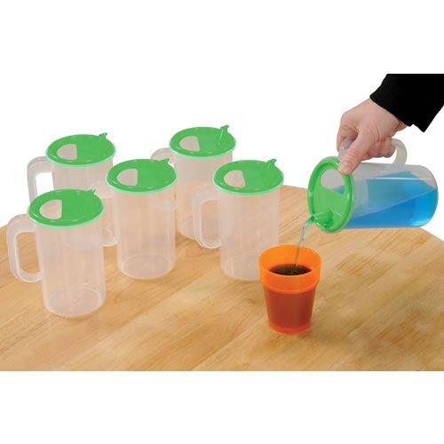 Easy Pour Pitchers Set 6