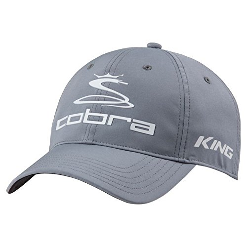 Cobra Golf 2018 Pro Tour Hat (Quarry L/XL)