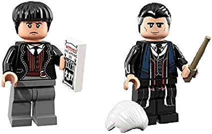 Genuine LEGO HARRY POTTER FANTASTIC BEASTS MINIFIGURES Percival Graves 71022