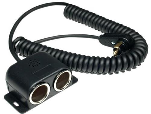 Powerlet Dual Cigarette Socket Cable product image